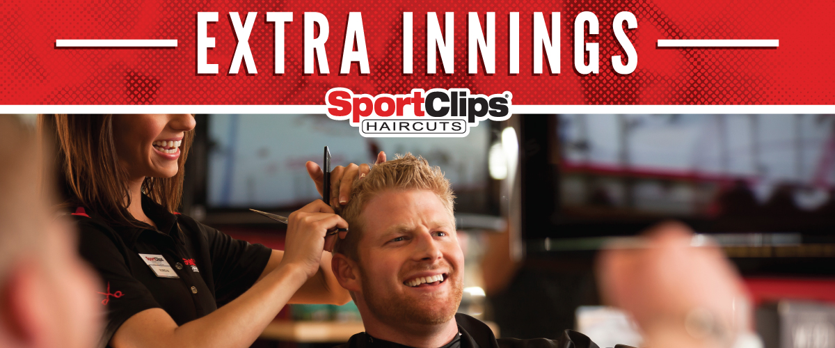 The Sport Clips Haircuts of Arvada - Westwoods  Extra Innings Offerings